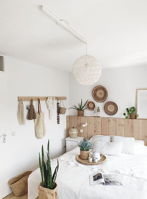 Lightswing Bedroom (Single Matt White)